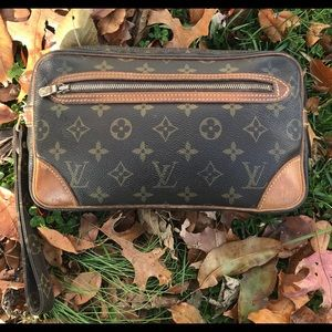 Authentic Louis Vuitton GM Marly